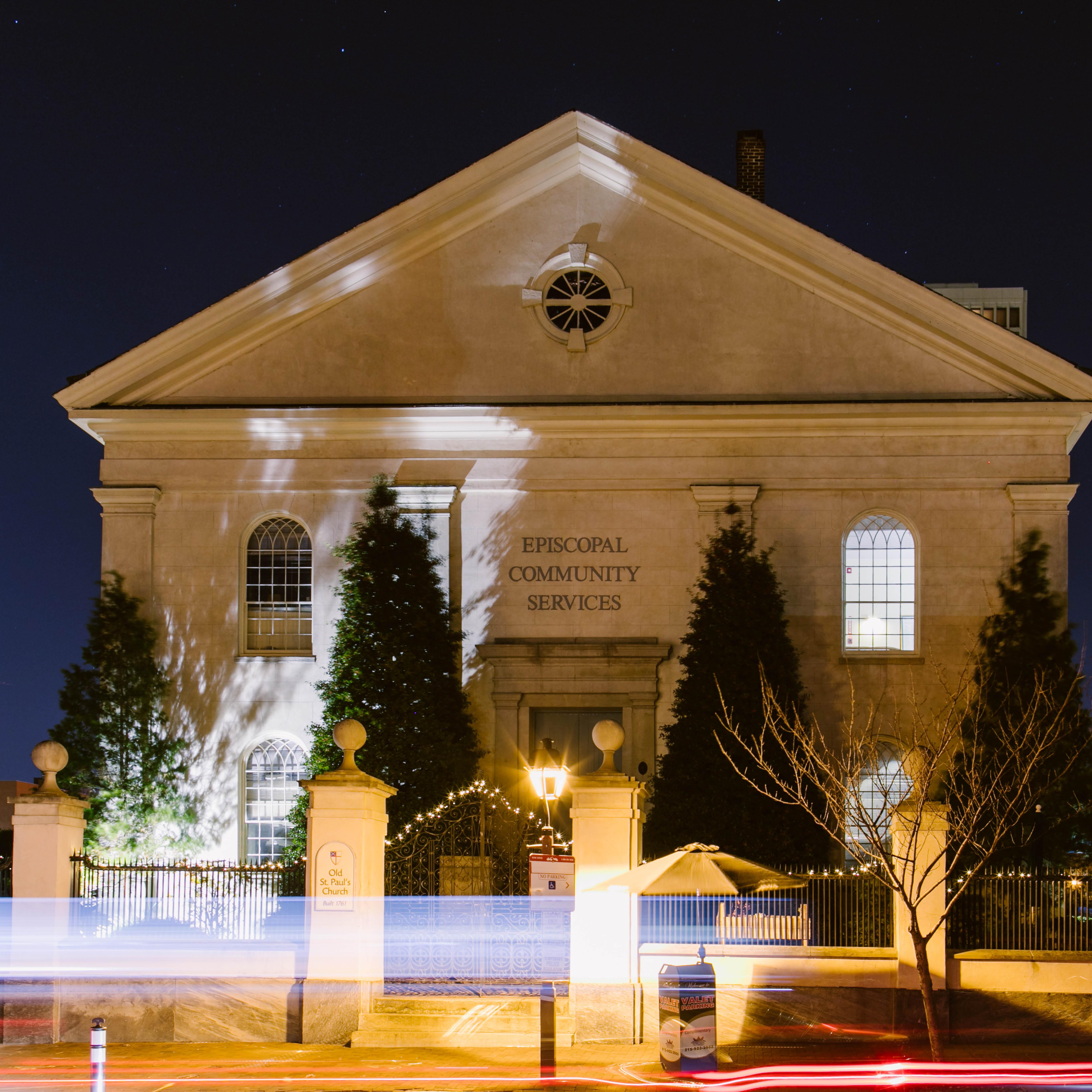 Episcopal Community Services Building 600x600
