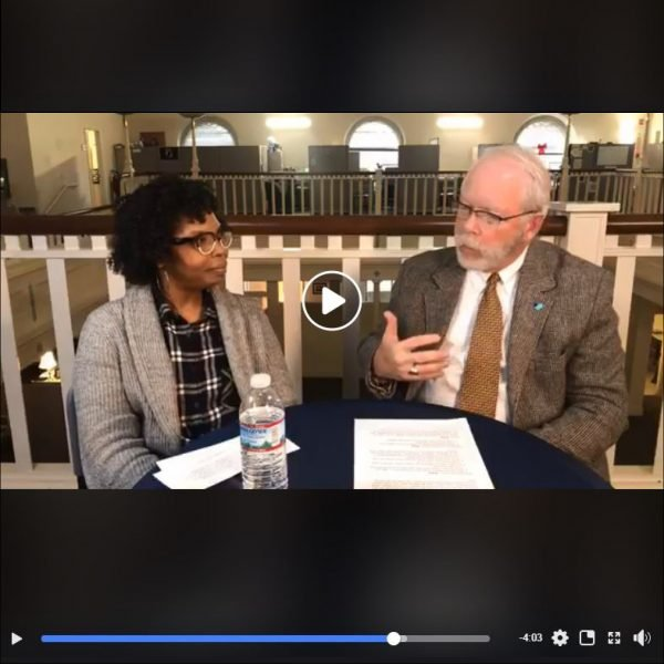 Facebook Live with Executive Director and Arley Styer